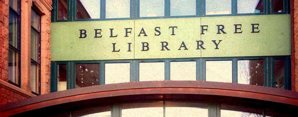 Belfast Free Library – Serving the community of Belfast